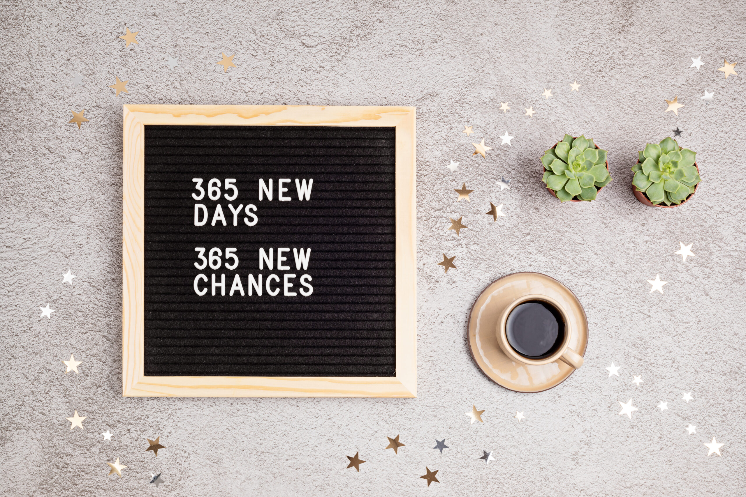 New Day New Chances